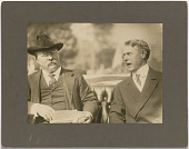 view Theodore Roosevelt and Albert Beveridge digital asset number 1