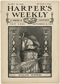 view Harper's Weekly -- Assassination of William McKinley digital asset number 1