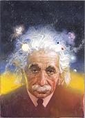 view Albert Einstein digital asset number 1