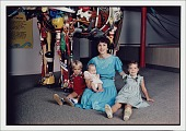 view Julie Nixon Eisenhower and Children digital asset number 1