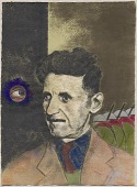 view George Orwell digital asset number 1