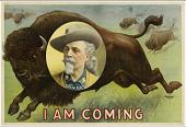 """view """"Buffalo Bill"""" Cody digital asset number 1"""