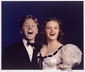 view Judy Garland (with Mickey Rooney) digital asset number 1