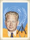 view Dag Hammarskjold digital asset number 1