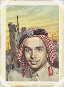 view King Hussein digital asset number 1