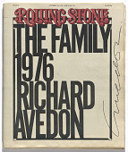 "view Rolling Stone issue No.22, featuring ""The Family 1976, Richard Avedon"" digital asset number 1"