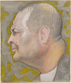 view Joseph Stella Self-Portrait digital asset number 1