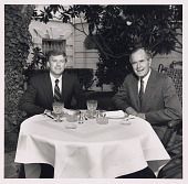 view George Bush and Dan Quayle digital asset number 1