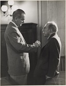 view Lyndon Johnson and Theodore Green digital asset number 1