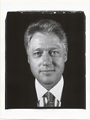view Bill Clinton (front view) digital asset number 1