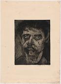 view Wolf Kahn Self-Portrait digital asset number 1