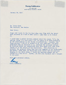 view Letter from Barry Goldwater to Peter Hurd digital asset number 1