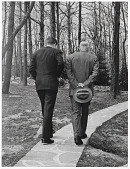 view John F. Kennedy and Dwight D. Eisenhower digital asset number 1