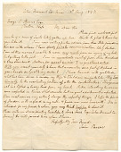 view Letter from John Brown to George L. Stearns digital asset number 1