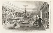 """view M.B. Brady's New Photographic Gallery in """"Frank Leslie's Illustrated Newspaper"""" digital asset number 1"""