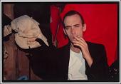 view David Wojnarowicz at Home, NYC, 1990 digital asset number 1