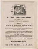view Brady's Daguerreotypes digital asset number 1