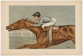 view An American Jockey digital asset number 1