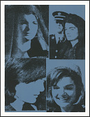 view Jacqueline Kennedy III from 11 Pop Artists, Volume III, 1965 digital asset number 1