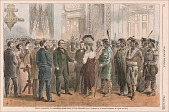 view Andrew Johnson: Indian Delegations at Washington – Presentation to the President [4456] digital asset number 1