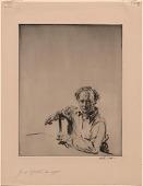 view Jacob Epstein, Sculptor digital asset number 1