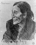 view Blackfoot Woman digital asset number 1