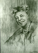 view Anna Eleanor Roosevelt Roosevelt digital asset number 1