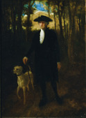 view George Washington and His Dog digital asset number 1