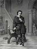 view Edwin Booth as Hamlet digital asset number 1