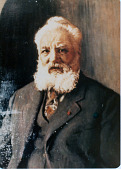 view Alexander Graham Bell digital asset number 1