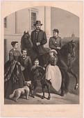 view General Grant and His Family digital asset number 1