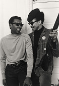 view Stokely Carmichael and H. Rap Brown digital asset number 1