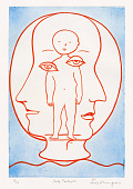 view Louise Bourgeois Self-Portrait digital asset number 1