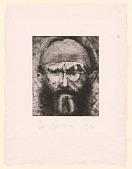view Self-Portrait on J.D. Paper digital asset number 1