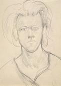 view Morgan Russell Self-Portrait digital asset number 1