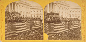 view The Inauguration of Rutherford B. Hayes digital asset number 1