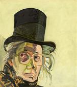 view Lois Dodd Self-Portrait digital asset number 1