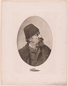 view Napoleon Sarony Self-Portrait digital asset number 1