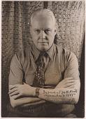 view Carl Van Vechten Self-Portrait digital asset number 1
