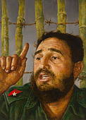 view Fidel Castro digital asset number 1