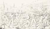 view Battle in Baltimore, April 19, 1861 digital asset number 1