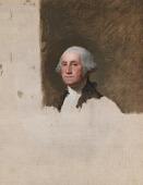 view George Washington (The Athenaeum Portrait) digital asset number 1