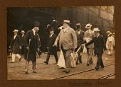 view William Howard Taft and Alice Roosevelt Longworth digital asset number 1