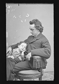 view Edwin Booth and daughter Edwina digital asset number 1