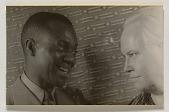 """view """"Bill Bojangles"""" Robinson and Carl Van Vechten digital asset number 1"""