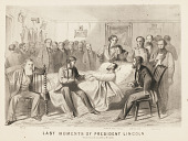 view Last Moments of President Lincoln digital asset number 1