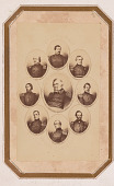 view Officers of Our Army, 1861 digital asset number 1