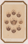 view Officers of Our Navy, 1861 digital asset number 1