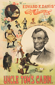 view Harriet Beecher Stowe and Abraham Lincoln digital asset number 1