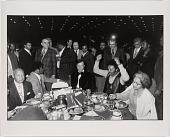 view Hugh Hefner (with Jesse Jackson and Rosa Parks) digital asset number 1